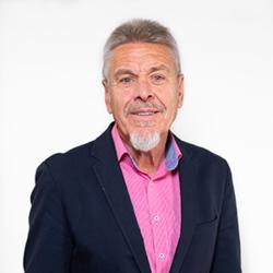 Fraktionsvorsitzender Peter Brand